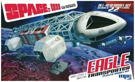 "Space 1999 Eagle Transporter MPC 1/48 Scale Model Kit (22"" Long) MPC825 NEW - $128.70"