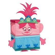 Dreamworks Trolls Poppy Figural 2 Piece Stackable Storage Set, Pink - $56.99