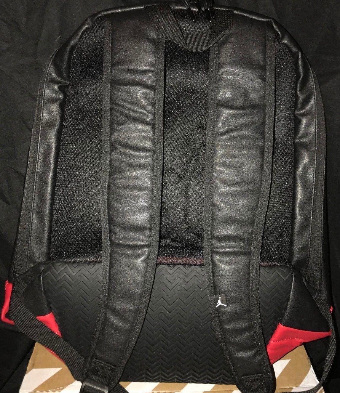 Nike Jordan Retro 12 Flu Game Backpack Book And 50 Similar Items