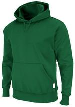 PRO GREEN MAJESTIC BLANK THERMA BASE THERMABASE HOODED SWEATSHIRT MEDIUM... - $25.23