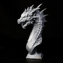 Dragon - Reptile - Ancient - 3D - Printed HQ - Resin Miniature - Unpainted - Dun - $19.99