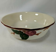 "Franciscan APPLE Serving Bowl Platter 9"" x 2.75"" by Gladding McBean - $18.69"