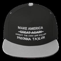MAKE AMERICA ARREST THE COPS HAT / LEBRON JAMES MAGA HAT / LEBRON MAGA HAT  image 4