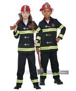 California Costumes Junior Fire Chief Firefighter Childs Halloween Costu... - $33.99