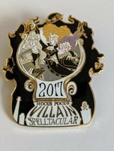 Hocus Pocus Villains Spelltacular 2017 Not So Scary Halloween Party LE A... - $89.09
