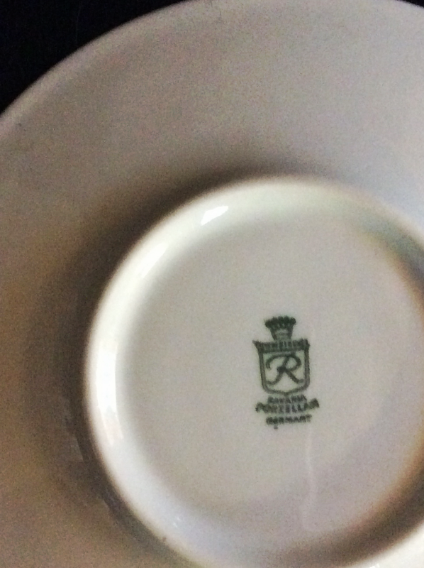 Bavaria Cup and Saucer