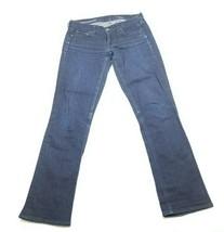 J Crew Jeans Womens Size 26S Matchstick Straight Skinny Stretch Denim - $24.04