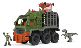 Fisher-Price Imaginext Jurassic World Dinosaur Hauler (t) - $118.79