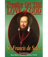 Treatise on the Love of God by St. Francis de Sales - $33.95