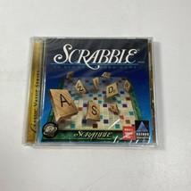 Scrabble CD-rom Crossword Game (1996 Hasbro Interactive) - SEALED - $14.99