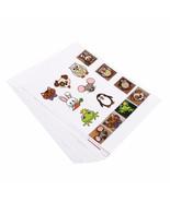 3D Pen Copy Paper Painting Board 20 Pieces Random Picture Cards White Co... - $15.30