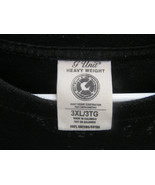 G Unit Heavy Weight # 173-001333 Black Shirt Men's 3XL Shirt - $11.75