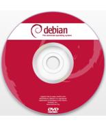 Debian Live Linux 10 Gnome - Install / Live DVD ( i-386 32-bit) - $6.64