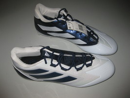 ADIDAS FREAK Carbon Low Football Cleats White Black B72682 Men Size 16 - $37.12