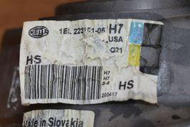 02-05 Mercedes W163 ML320 ML350 ML430 Halogen Projector Headlight Set L&R image 10