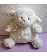 Baby Gund Lena Lamb 4044672 Jesus Loves Me Chime Plush Stuffed Animal - $13.84