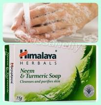 BEST PRICE Himalaya Herbals Neem & Turmeric Protecting Soap - 75g - $2.92
