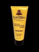 The Naked Bee Nag Champa Hand & Body Lotion 6.7 oz Large Size Sandalwood... - $11.16