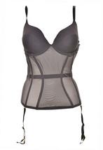 Agent Provocateur Femmes Luxuriante Lingerie Sheer Corset Noire Taille U... - $236.57