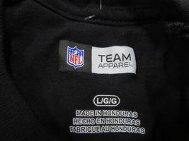 NWT NFL Team Apparel Chicago Bears Black w/ Rainbow Graphic T-Shirt Men's Size L image 4