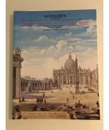 Sotheby's Catalog : Dessins Anciens Et Du XIX Siecle/ 1988 - $9.60