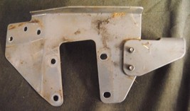 MTD White Outdoor 135H471F190 Pivot Bar Side Plate Left Hand 783-0255B-0637 image 2