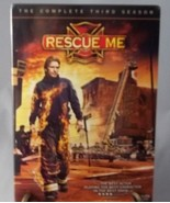 Rescue Me - The Complete Third Season (DVD, 2007, 4-Disc Set)-Brand New - $9.89