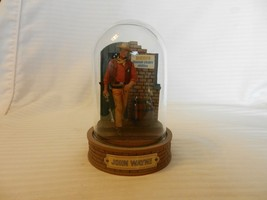John Wayne Franklin Mint Western Figurine LE Sheriff Graham County Arizona - $44.54