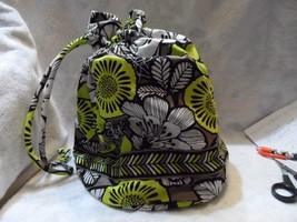 Vera Bradley ditty bag in Citron pattern - $17.00