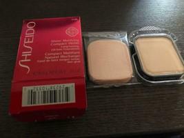 Shiseido Sheer Matifying Compact (Refill) Long Lasting Foundation Choose... - $39.99