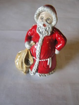 Great Vintage W.Germany GOEBEL Figurine SANTA CLAUS........................ - $24.75