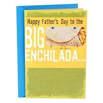 Hallmark Funny Father's Day Card Big Enchilada - $6.79