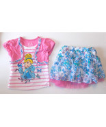 Disney Princess Cinderella   Girls  2pc  Outfit Sizes 5 and 6 NWT - $19.99