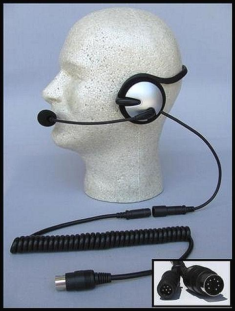 IMC Helmetless Headset - 1998-current Harley Davidson 7-pin Systems (HS-H140P), used for sale  USA