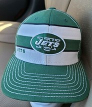 New York Jets Reebok Onfield Fitted Hat Size Small/Medium - $16.99