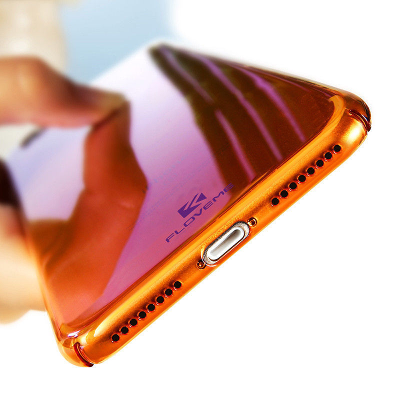 FLOVEME® Case Cover iPhone Samsung Galaxy Xiaomi Redmi Huawei Cool Bluray Effect