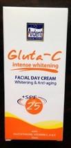 1 Gluta C Intense Whitening Glutathione Day Cream SPF 25 Halal - $9.80