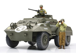 Tamiya 1/48 US M20 Armored Utility Car Plastic Model Kit 32556 - $26.50