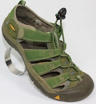 Keen Waterproof Sport Sandals Women's Size 4 Green Hiking Low Top Nylon - $9.99