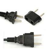 5Pcs/pk/ US/USA to European Euro Travel Charger Adapter Plug Outlet Conv... - $16.99
