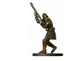 Neimoidian Soldier 35 Wizards Of The Coast Star Wars Miniature - $1.29