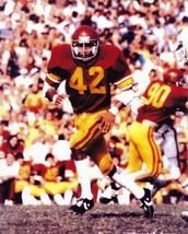 Ronnie Lott 8X10 Photo Southern California Usc Trojans Ncaa Football Action - $3.95