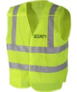 Safety Green High Visibility Reflective 5 Point Breakaway Security Safet... - $19.99