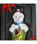 Christopher Radko  Christmas Ornament, New in Box - $9.00