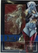 Lineage 2 Dark Elf Max Factory Complete Figure Japan 1/7 Scale PVC Painted - $319.10