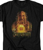 The Lord of the Rings Saruman Dark Lord Middle Earth graphic t-shirt LOR2003 image 3