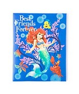 Disney The Little Mermaid Ariel Best Friends Forever Wall Canvas Picture... - $11.03