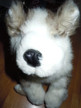 Folkmanis Wolf Pup Hand Puppet - $19.99