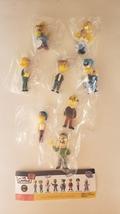 The Simpsons Mini Bobble-Head series 2 Figure set of 8 - $69.99