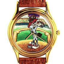Wile E Coyote, Baseball Fast Pitch Attire, Fossil Warner Bros. Unworn Wa... - $87.96